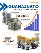 GTO UP Especial: Resultados exportaciones de Guanajuato 2018 - Page 3