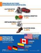 GTO UP Especial: Resultados exportaciones de Guanajuato 2018 - Page 4