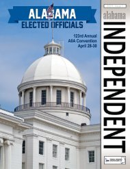 Alabama Independent 2019, Issue 1