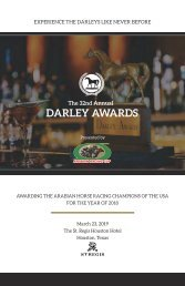 DARLEY AWARDS PROGRAM CATALOG 2019