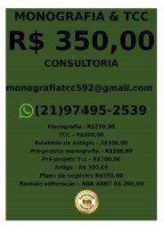 Monografia e Tcc R$ 310,00 whatsapp (21) 97478-9561 monografiatcc99@gmail.com(3)-mesclado-compactado (1)