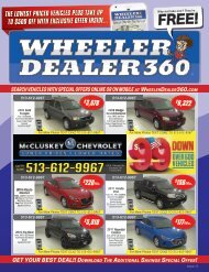 Wheeler Dealer 360 Issue 11, 2019