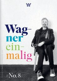 Wagnereinmalig No. 8