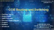 ccie routing and switching