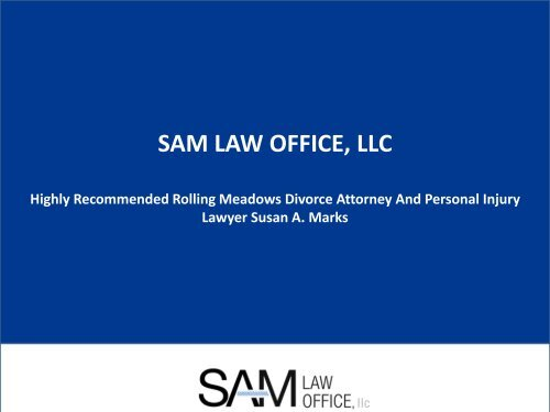 Why to Hire Car Accident Lawyers in Rolling Meadows?