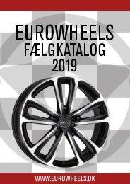 Eurowheels Fælgkatalog 2019