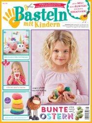 Zeitschrift Basteln mit Kindern Nr. 78/2019