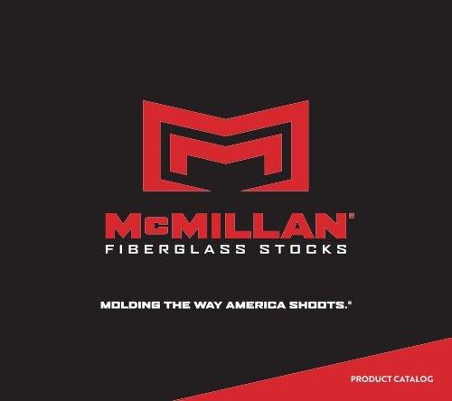 McMillan Product Catalog 2019