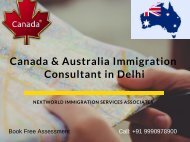 Best immigration Consultant in Delhi