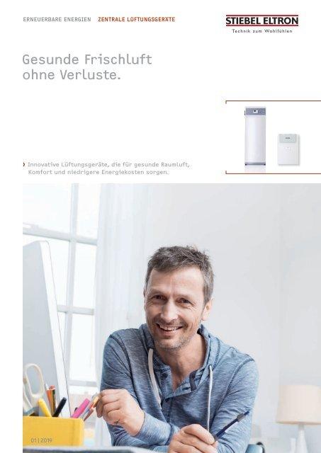 STIEBEL-ELTRON_Broschuere_Zentrale-Lueftungsgeraete_01-2019_DE