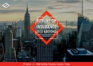 311 Institute - The Future of Insurance 2020 &Beyond