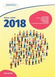 CNUE - Annual Report 2018