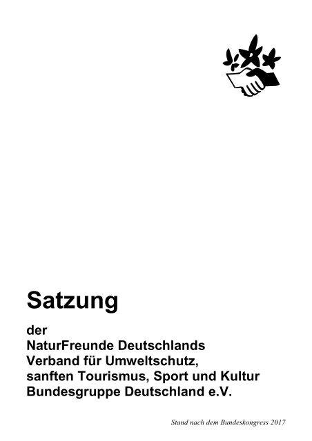 NF-Satzung