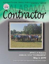 Alabama Contractor Spring 2019