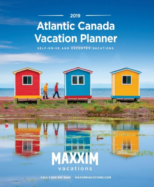 Maxxim Vacations - 2019 Vacation Planner