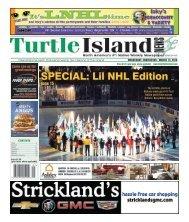 Turtle Island News - 03/13/2019