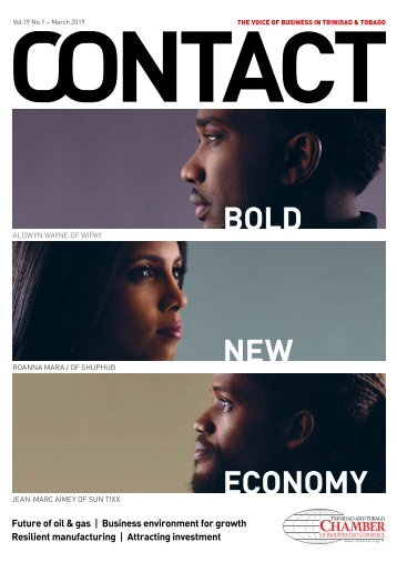 CONTACT Magazine (Vol.19 No.1 – March 2019)