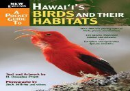 [+]The best book of the month A Pocket Guide to Hawaii s Birds  [NEWS]