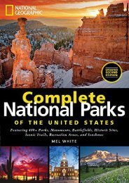 [+][PDF] TOP TREND National Geographic Complete National Parks of the United States: Featuring 400+ Parks, Monuments, Battlefields, Historic Sites, Scenic Trails, Recreation Areas and Seashores  [FULL]