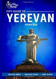 [+]The best book of the month City Guide to Yerevan, Armenia  [FREE]