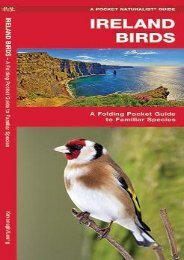 [+]The best book of the month Ireland Birds: A Folding Pocket Guide to Familiar Species (A Pocket Naturalist Guide)  [READ]