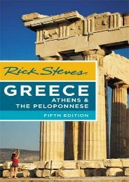 [+]The best book of the month Rick Steves Greece: Athens   the Peloponnese (Fifth Edition)  [NEWS]