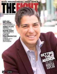 THE FIGHT SF/BAY AREA'S MONTHLY LGBTQ MAGAZINE MARCH 2019