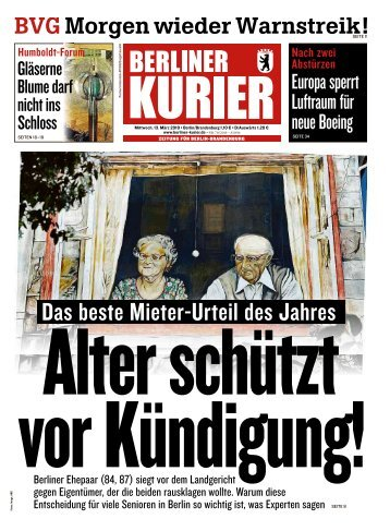 Berliner Kurier 13.03.2019