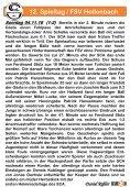 Ausgabe 18 / SCA - TSV Weikersheim Schäftersheim - Seite 7