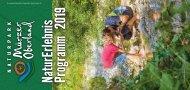 Natur-Erlebnis-Programm