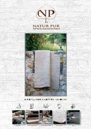 Natur Pur Katalog