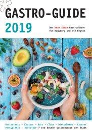 Gastro-Guide Augsburg 2019