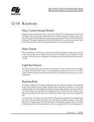 Stray Current Design Details Mass Transit Light Rail Transit ...