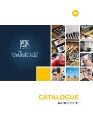 Velleman - Catalogue Rangement - FR