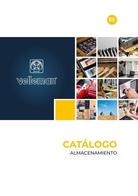 Velleman - Catálogo Almacenamiento - ES