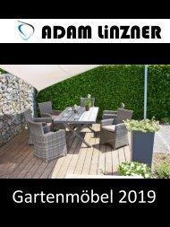 Gartenmöbel 2019