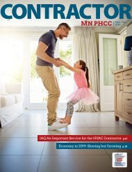 Minnesota PHCC Contractor Mar/Apr 2019