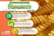 ALIMENTARIA INTEGRAL MARZO 2019