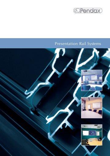Presentation Rail Systems