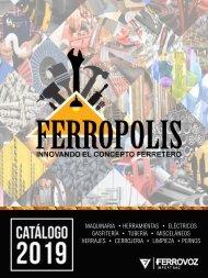 CATALOGO FERROPOLIS MARZO 2019