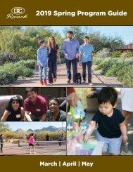 Spring 2019 Program Guide