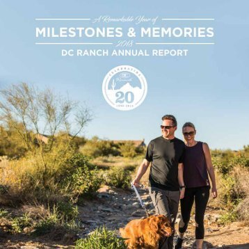 2018 DC Ranch Annual Report