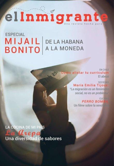 Revista El Inmigrante. No. 1 - Marzo 2019