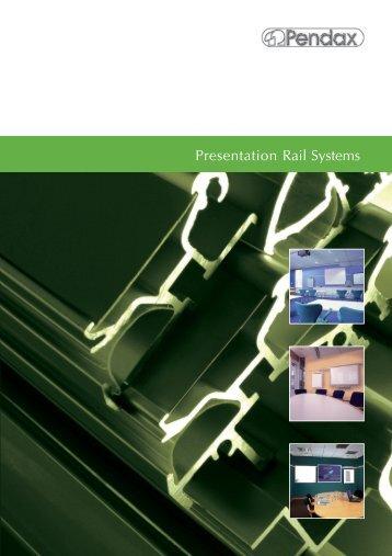 Presentation Rail Systems - RIBA Product Selector