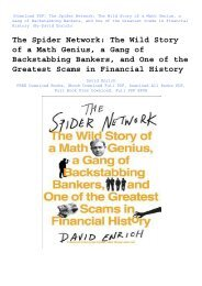 Read-eBook-The-Spider-Network-The-Wild-Story-of-a-Math-Genius-a-Gang-of-Backstabbing-Bankers-and-One-of-the-Greatest-Scams-in-Financial-History--Used