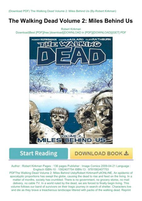 walking book 2 dead the