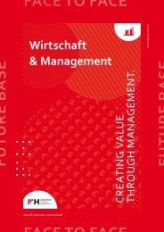Folder Wirtschaft & Management