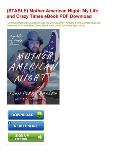 Mother Night Ebook