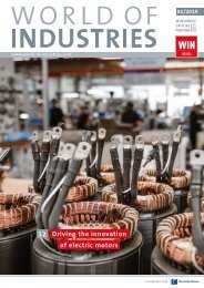 WORLD OF INDUSTRIES 01/2019