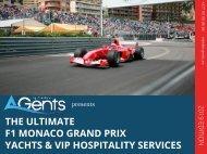 Monaco GP & Terrasse 2019